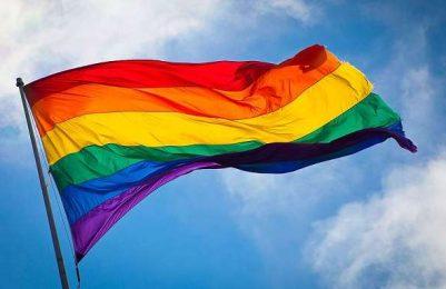 Uma cidade com muitos points LGBT