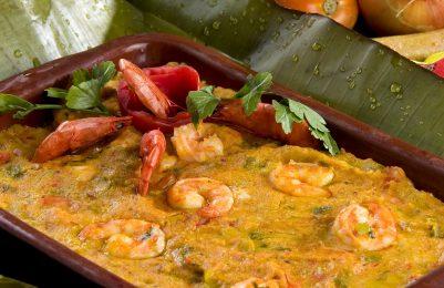 Restaurante Ki-Mukeka, comida com gosto de Bahia