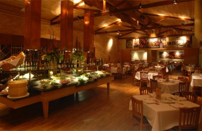 Casa Vidal, para comer bem, com requinte e descontração