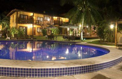 Hotel Pousada Imbassaí, onde o paraíso se revela