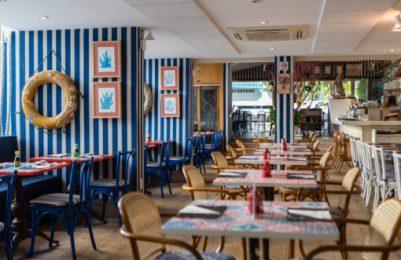 Restaurante Martim Pescador, uma boa opção para comer bem