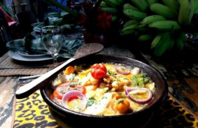 Restaurante da Preta, na Ilha dos Frades, imperdível