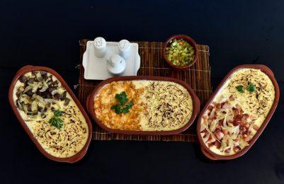 O melhor pirão da Bahia é no Restaurante Rei do Pirão
