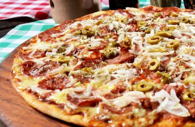 Mammas´s Pizza, tradição desde 1996. Vale conhecer
