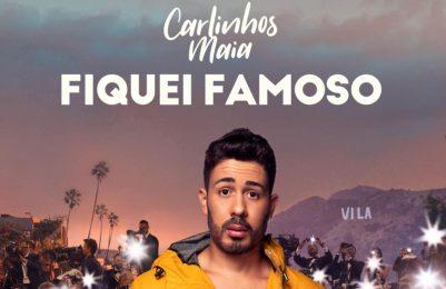 """Carlinhos Maiaapresenta """"Fiquei Famoso"""" no Teatro Castro Alves"""