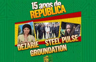 República do Reggae fecha grade do evento que acontece em novembro