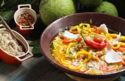A gastronomia de Salvadoré um manjar dos deuses