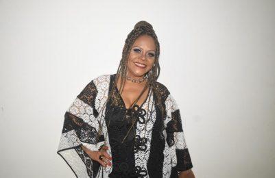 Márcia Short esquenta Pelourinho nesta sexta